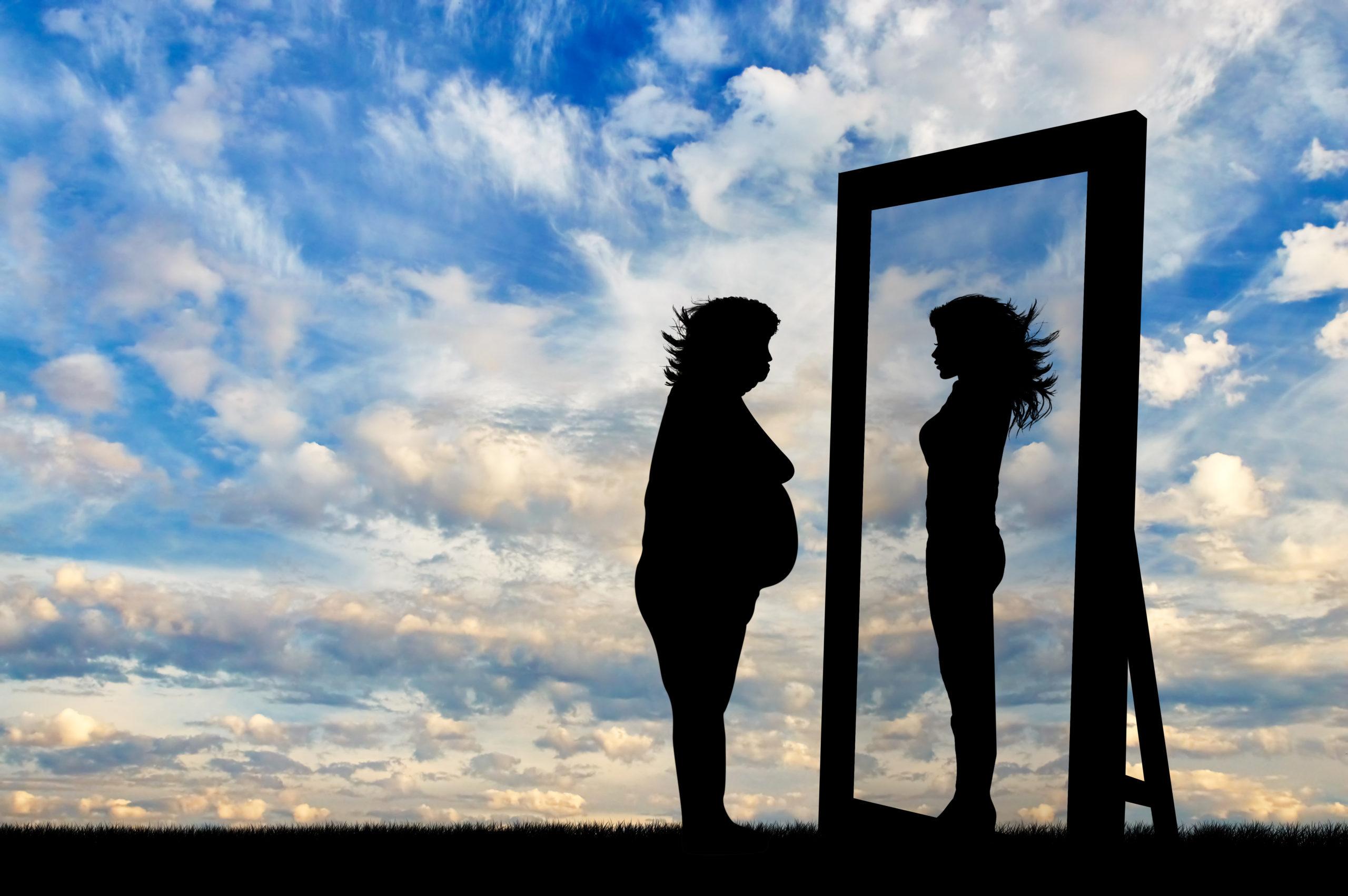 Problemer med å gå ned i vekt er et emosjonelt problem, del 1