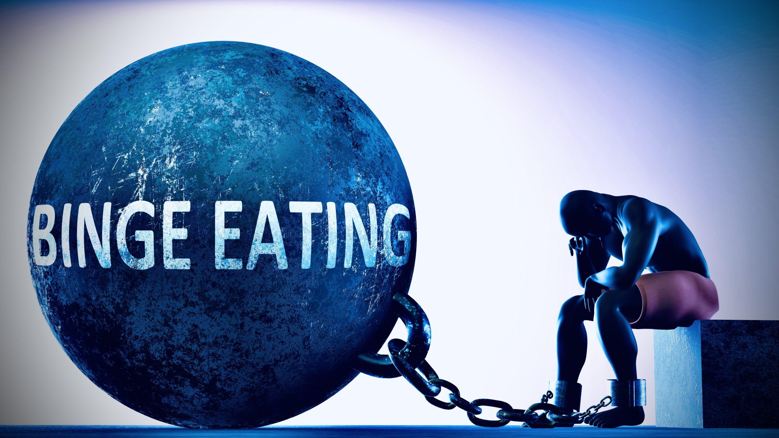 Problemer med å gå ned i vekt er et emosjonelt problem, del 4